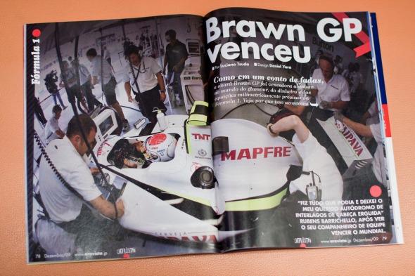 Brawn F1