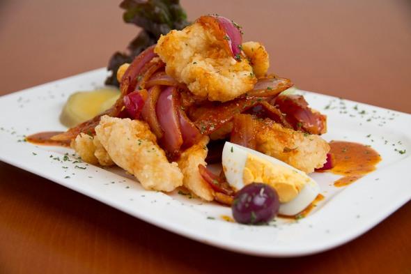escabeche de pescado - Kokys restaurant