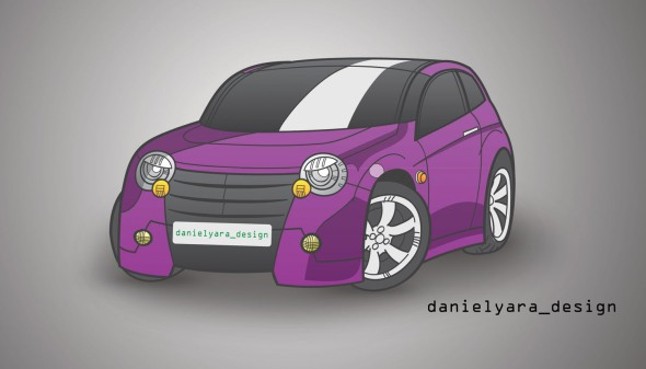 concept car danielyara_design