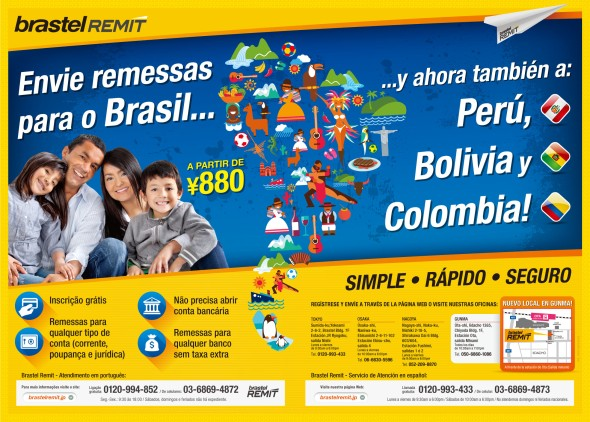 Brastel Remit: revista Alternativa